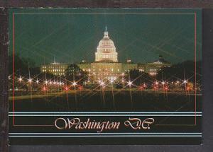 Capital Washington DC Postcard BIN