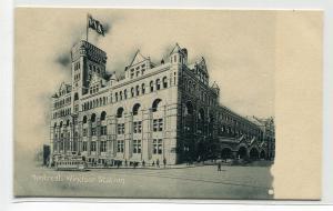 Windsor Railroad Station Montreal Quebec Canada 1910c postcard