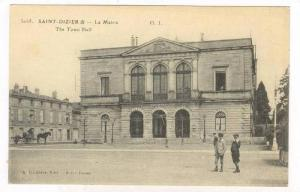Saint-Dizier ,Haute-Marne department i, France., 00-10s   La Mairie #2