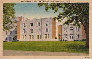 New York Ithaca Administration Building Cornell University