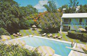 Bermuda Rosedon Air Conditioned Verandah Rooms Gardens and Swimming Pool