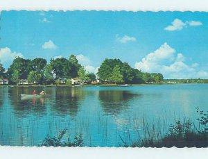 Pre-1980 NATURE SCENE Arden - Near Kaladar & Sharbot Lake Ontario ON AD6088