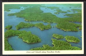 Lakes and Islands Along Canadian Border BIN