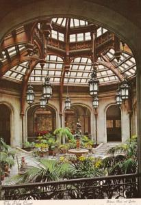 North Carolina Asheville Biltmore House and Gardens Banquet Hall