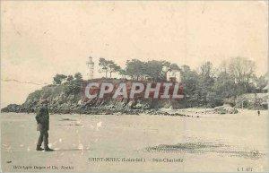 Old Postcard St. Mark (Loire Inf) Port Charlotte