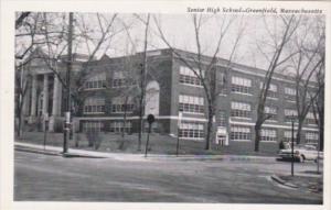 Massachusetts Greenfield Senior High School