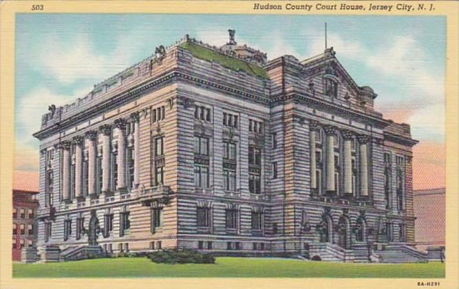 Image result for Hudson County Courthouse