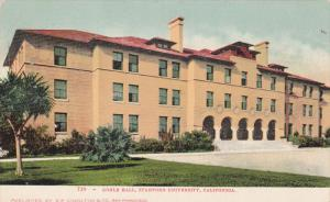Roble Hall, Stanford University, California, 10-20s