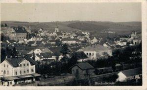 Czech Republic Horšovský Týn 03.29