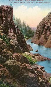 OR - Hell Gate, Rogue River