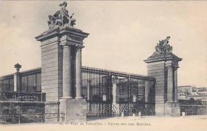 Parc de Versilles, Entree des cent Marches, Ille-de-France, France, 00-10s