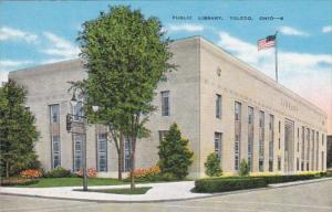 Ohio Toledo Public Library