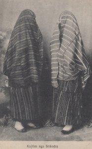 Kujtim nga Shkodra , Albania, 00-10s ; 2 women