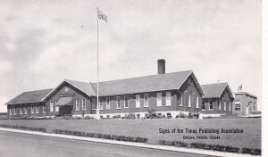 Signs of Times Publishing Association , OSHAWA , Ontario , Canada , 1940-50s