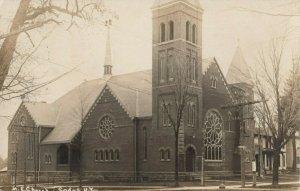 RP; SODUS , New York , 1909 ; M.E. Church