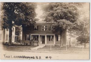 RPPC, Library, Wyoming NY