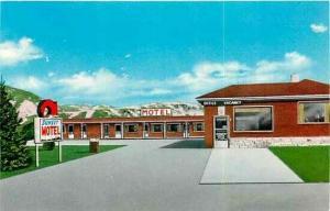 MT, Bozeman, Montana, Sunset Motel, Schuman Salesbuilders 37,397F