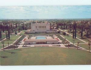 Pre-1980 TEMPLE SCENE Mesa - Near Phoenix Arizona AZ c6386
