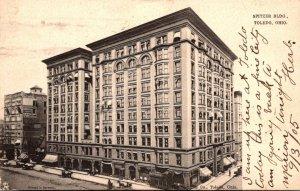 Ohio Toledo The Spitzer Building 1905