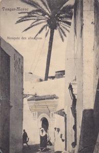 Tanger - Maroc , PU-1906 ; Mosquee des aissaguas