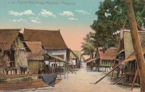 Moro Village , MINDANAO , Philippines , 00-10s