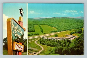 Corbin KY- Kentucky, Holiday Inn, Advertising, Chrome Postcard