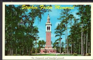 Campanile,Stephen Foster Memorial,White Springs,FL