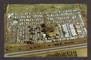 FL FLORIDA Camp Inn Trailer Park DAVENPORT Postcard