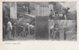 POMPEI, Campania, Italy, 00-10s ; Ultimi scavi