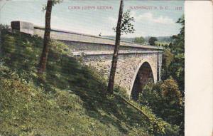 Cabin John's Bridge, WASHINGTON, D.C., 1900-1910s