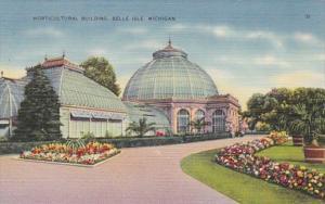 Michigan Detroit Horticultural Building Belle Isle