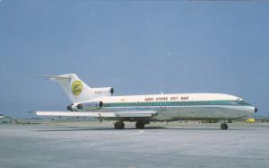Air Viet Nam Boeing 727-121C on Tarmac, Saigon 1970