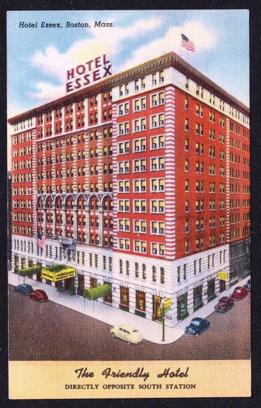 MA - Boston - Hotel Essex