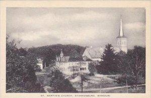 Missouri Starkenburg St Martins Church Artvue