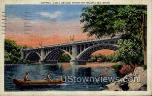 Capitol Drive Bridge - MIlwaukee, Wisconsin