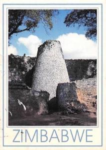Great Zimbabwe Castle Wall Tower Tour
