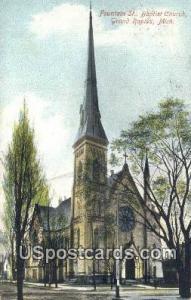 Fountain St Baptist Church Grand Rapids MI 1909