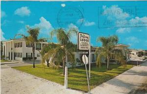 SARASOTA FL - PELICAN LODGE MOTEL 1960s / Lido Beach Apts / NOW CONDO'S