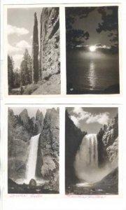 Choice Views, Cody Road & Yellowstone Park, F.J.HISCOCK Photographer , 20-40s