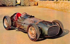 Postcard, Vintage Car 1952 1.5 Litre Formula 1 BRM, Montagu Motor Museum 80S