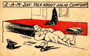 Humor - Solid Comfort