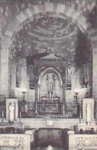 Pennsylvania Philadelphia Torresdale Interior Of St Michael Chapel Artvue