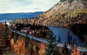 Canada - New Foundland, Corner Brook. Humber River