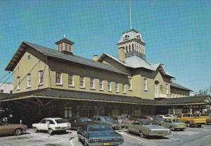 Market Center, Classic Cars, SAINT HYACINTHE, Quebec, Canada, 40-60´s