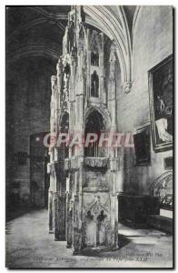 Old Postcard Cathedral of & # 39Avignon Tomb of Pope John XXII