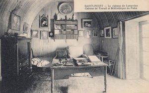 SAINT-POINT , Saone et Lorie , France , 00-10s ; Room