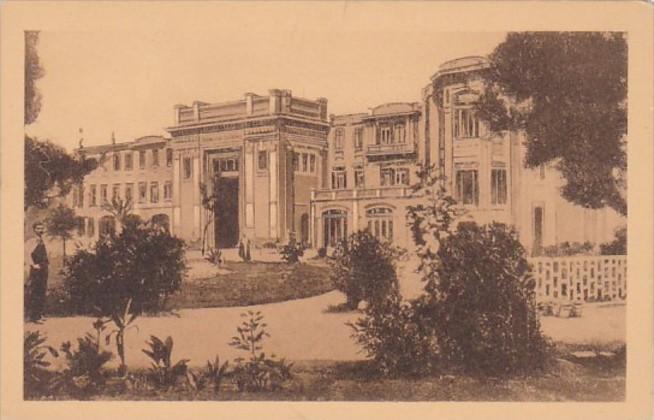 Egypt Alexandria Ramleh Casino