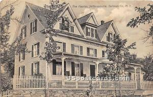 The Maples Jeffersonville NY 1918