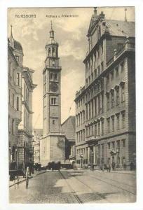 Rathaus u. Perlachturm, Augsburg (Bavaria), Germany, 00-10s