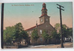 St Paul's Church, Halifax NS